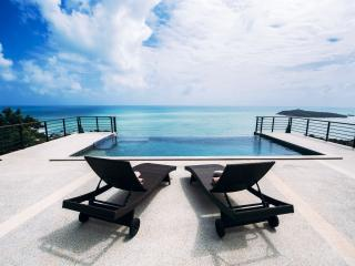 Ban Nai Fan: one of the best ocean views in Samui, Chaweng