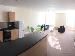 Spacious second floor apartment with secure entry, Dundee
