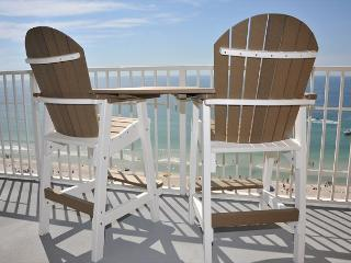 DOUBLE BALCONY!  MASTER & GUEST BEDROOM PANORAMIC GULF FRONT VIEWS, Gulf Shores