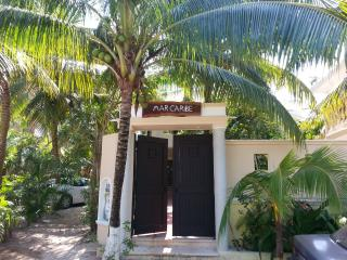 Beach front luxury,6 bedroom, Aircondtioned, Tulum