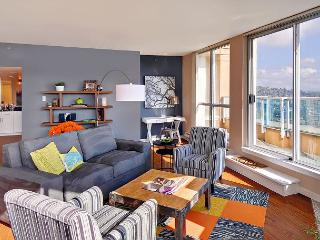 Belltown star! This luxurious penthouse apartment steals the show!, Seattle
