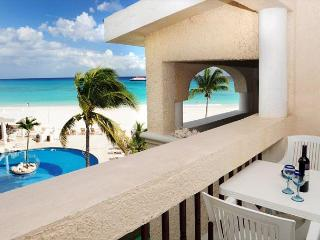 Oceanfront with pool 2 bedroom in Xaman Ha (XH7202), Playa del Carmen