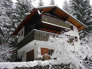 Central Swiss Alps Chalet Mischabel 1, Blatten bei Naters