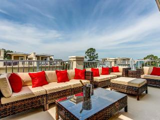 Beach, Rooftop Deck, Fireplace, Grill, Pool, Bikes, Santa Rosa Beach