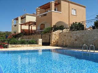 Villa in Plaka with private grounds & shared pool
