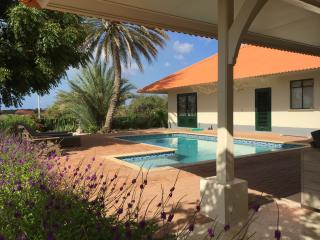 Gorgeous tropical Villa Dushi den Bientu, Willemstad