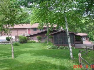 Wisconsin River Bluffs Private Lodge, Prairie du Chien