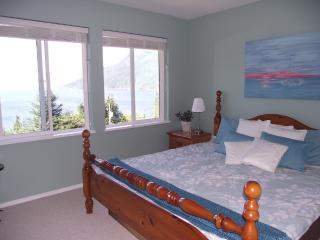 Pacific Peace Retreat Ocean Room, Sechelt