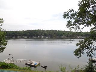 GULLS` NEST | GEORGETOWN MAINE | WATERFRONT | DOCK and FLOAT | BOATING | SWIMMING, Boothbay