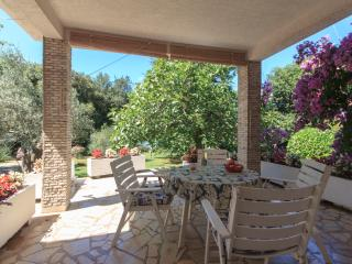 Quiet place with a large balcony and garden, Banjole