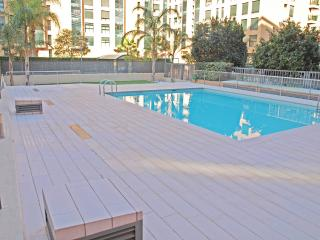 ApartUP Berlanga City of Arts I. Pool + Pk, Valencia
