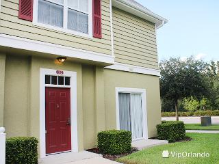 Fully Equipped Townhome(4dt01)by VIPORLANDO, Kissimmee