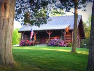 Virginia Log Cabin, Natural Bridge