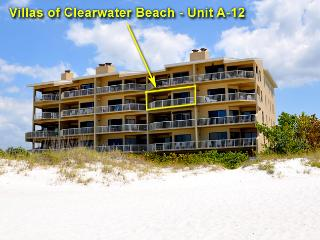 Villas of Clearwater | Beautiful Beach View
