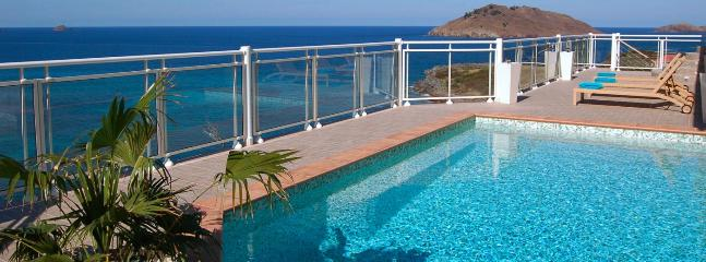 Villa Ushuaia SPECIAL OFFER: St. Barths Villa 188 This Spacious And Very Private Villa Overhangs The Ocean And The Cliffs Of Colombier., San Bartolomé