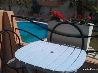 The Dunes pool view  - Family One Bed E76, Sousse