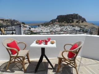 Flora Studio with Acropolis View, Lindos
