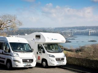 goexplore motorhme hire, Llandudno Junction