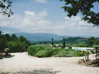 Tuscany, Private Villa with swimming pool, Radicondoli