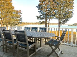 Spacious Modern Home w/gorgeous water view: 204-OB, East Orleans