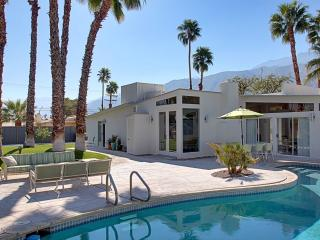 Spacious Chic Mid-Century Alexander, Large Pool, Palm Springs