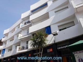 Apartment in nice beachtown on coast of Barcelona, Canet de Mar