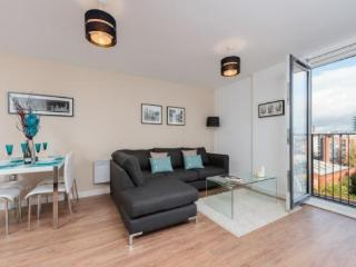 High Spec 2 Bed Sleeps 6 Near Spinningfields (21), Manchester