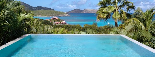 Villa Nikki AVAILABLE CHRISTMAS & NEW YEARS: St. Barths Villa 177 Within Walking Distance Of The Beach, Restaurants And The Shops., St. Jean