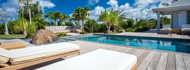 Villa Pajoma SPECIAL OFFER: St. Barths Villa 178 A Very Beautiful Villa Located In Lurin, Approximately 5 Minutes By Car From Gustavia.