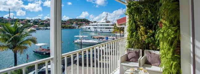 SPECIAL OFFER: St. Barths Villa 185 A Wonderful View On The Harbour And Is Within A Walking Distance From Shell Beach., Gustavia