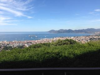 Amazing panoramic sea view, Cannes