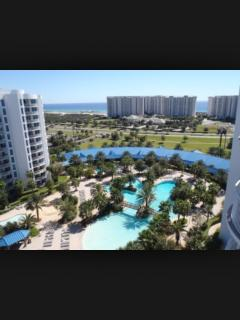 Palms of Destin TWO BEDROOM 2  KING BEDS