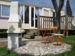 France Holiday Mobile Home Rental, Duras