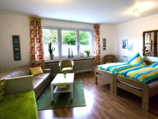 Vacation Apartment in Oberhausen - stylishly furnished, large backyard (# 600)