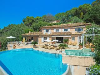 Villa in Cannes sleeps 8 sea view, Le Cannet