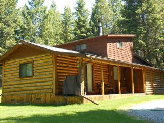 Secluded  Cabin,  Day Trips To Glacier N.P., Kila