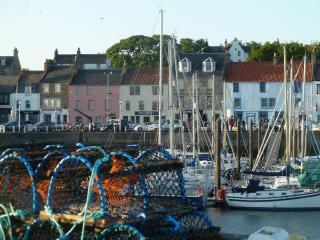 The Craw's Nest at The Boathouse, Anstruther