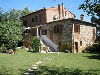 Tuscan Villa With Private Pool And Amazing Views, Lucignano