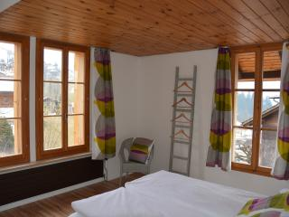 Loft Apartment for 4 to 6 near Interlaken, Beatenberg