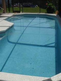 oversize pool (heated if required)