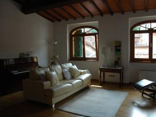 Wonderful Attic in Tuscany, Collodi