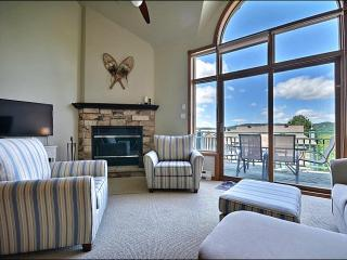 Lovely Mountain Views - Fantastic Amenities and Convenient Location (6201), Mont Tremblant