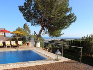 Holiday villa with swimming pool in Mijas, Mijas Pueblo
