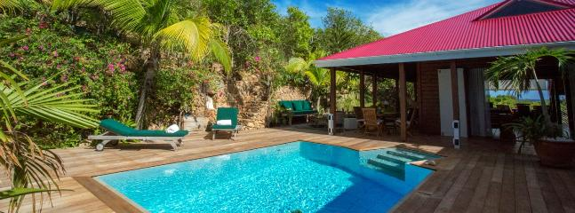 SPECIAL OFFER: St. Barths Villa 196 Sheltered By A Tropical Garden, This Villa Is Favourable To The Calm, Serenity And Relaxation., Grand Fond
