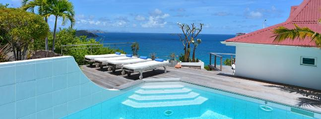 SPECIAL OFFER: St. Barths Villa 200 One Of The Most Attractive Villa Rentals Situated In The Private Estate Of Roc Flamands.