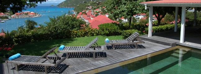 SPECIAL OFFER: St. Barths Villa 193 Combines Virtuosity, Elegance And Simplicity., Gustavia
