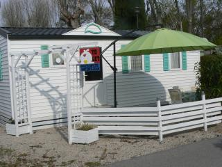 Mobile Home - Camp Du Pylone (423) - near Antibes, Biot