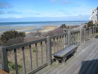 Perched on a Bayside Dune facing Sunsets, Eastham