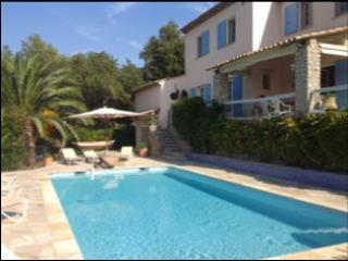 Secluded Villa with pool and panoramic views, Mandelieu-la-Napoule