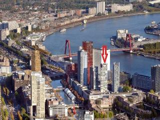 Three cornerstones of modern living, Rotterdam